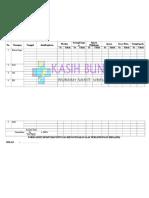 305074666 Form Audit Penggunaan APD