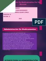 ADMINISTRACION MEDICAMENTO