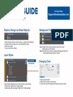 Quick Guide to write cv
