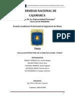Informe g Estructural
