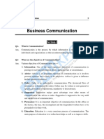 Business Com Listening Layout Enquires Replies