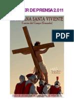 2011 Dossier de Prensa XI Edicion