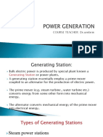 4 Power Generation