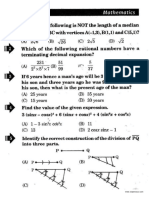 NSTSE Class 10 Solved Paper 2013