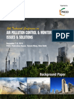 Air Pollution Control & Monitoringissues
