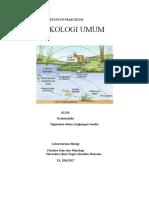 Penuntun Praktikum Ekologi 2017