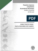 Manual de Pequeñas Empresas Comunitarias_de Productos Del Bosque_analisis Del Mercado