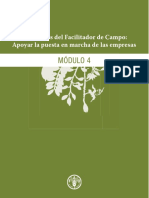 Directrices Del Facilitador de Campo_ Apoyar La Puesta en Marcha de Las Empresas MÓDULO 4