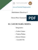 Analisis Caso Maria