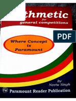 Paramount Arithmetic