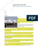 Air India Sacks 58