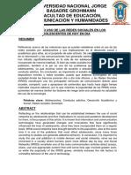 Articulo Cientifico Redes Sociales Epistemologia