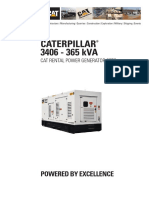Spec Sheet CAT 3406