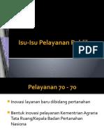 Mata Kuliah Isu-Isu Pelayanan Publik.pptx