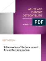 ACUTE AND CHRONIC OSTEOMYELITIS-1.ppt