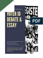 debate on voter id laws 3