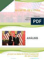 Crisis EEUU y China