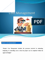 Cost Mgt Lecture7