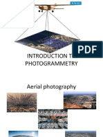 1_introduction to Photogrammetry 1