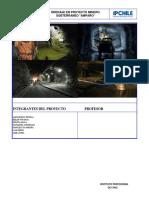 Drenaje Informe Para Proyecto Final