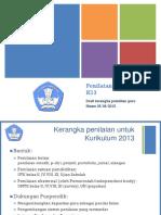 Penilaian Kelas (Revisi 27 Mei 2015) SMP