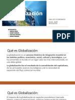 GLOBALIZACION - ANALISIS