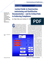 Commissioning and Qualification ISPE