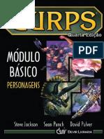 GURPS 4E Módulo Básico - Personagens.pdf