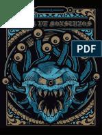 D&D 5 Manual de Monstrous Alternative