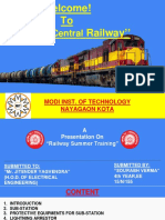 Kota Railway Summer Training