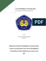 FILSAFAT PENDIDIKAN MATEMATIKA.docx