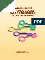 Manual sobre las cinco claves para la inocuidad de los alimentos - OMS.pdf