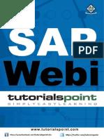 Sap Webi Tutorial preview