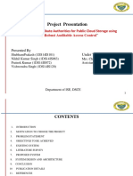 project template 2