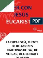 Ser Con Jesús Eucaristía