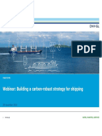 DNV_GL_Webinar_Building a Carbon-robust Strategy for Shipping - Nov 2018