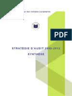 Auditstrategy Fr