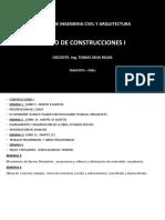 CONSTRUCCIONES 1
