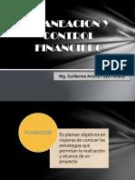 Diapositiva N° 03 de Planificación Financiera Estratégica