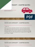 1544085434368_White Car Community - Chapter Banten