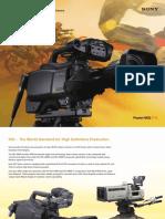 Sony HSC-100R Brochure