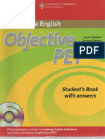 Cambridge English-Objective PET-second edition-student´s book with key.pdf