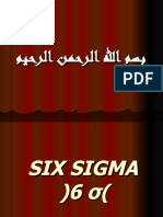 Six Sigma Chart
