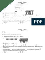 Ujian Tengah Semester Ganjil Mtk Kls 6