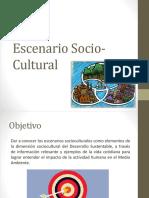 Escenario Socio Cultural