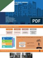 Plan de Movilidad Urbana de Miraflores