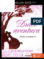 Dulce Aventura (Dulce Londres 4 - Eva Benavidez
