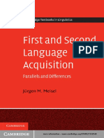 First and Second Language Acquisition.pdf