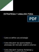 Estrategia y FODA