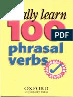 English Book - Really Learn 100 Phrasal Verbs